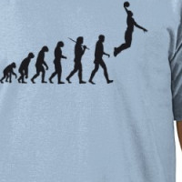Evolution - Basketball T-shirt