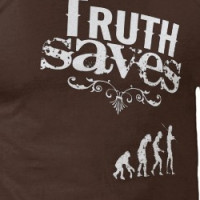 Evolution (brown) T-shirt